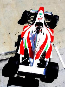 Daniel Morad, driver of A1 Team Lebanon