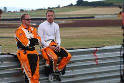 Robert Doornbos, driver of A1 Team Netherlands