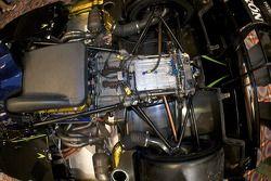 #9 Patron Highcroft Racing Acura ARX 02a Acura