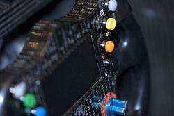 Le volant de la #9 Patron Highcroft Racing Acura ARX 02a Acura