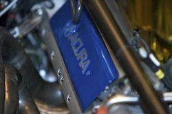 Détail de la #9 Patron Highcroft Racing Acura ARX 02a Acura