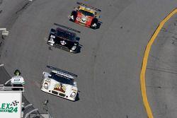 #13 Beyer Racing Pontiac Riley: Jared Beyer, Jordan Taylor, Ricky Taylor, #09 Spirit of Daytona Raci