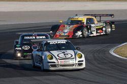 #33 Wright Motorsports Porsche GT3: Sascha Maassen, Phillip Martien, Patrick Pilet, BJ Zacharias, #5