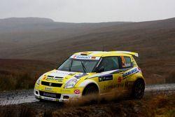 Aaron Burkart et Michael Koelbach, Suzuki Swift S1600