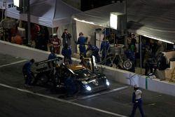 Arrêt aux stands pour #09 Spirit of Daytona Racing Porsche Coyote: Guy Cosmo, Jason Pridmore, Scott