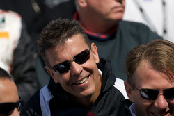 Drivers meeting: Scott Pruett