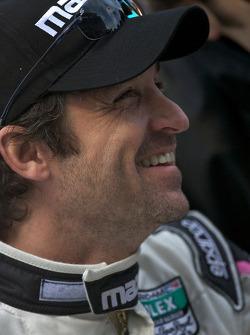 Drivers meeting: Patrick Dempsey