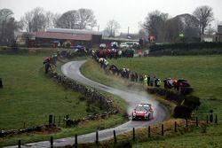 Sébastien Loeb et Daniel Elena, Citroen C4, Citroen Total World Rally Team