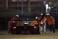 #09 Spirit of Daytona Racing Porsche Coyote: Guy Cosmo, Jason Pridmore, Scott Russell, Jeff Ward dan