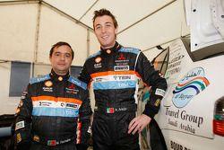 Armindo Araujo and Miguel Ramalho