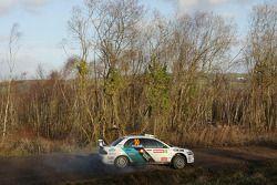 Armindo Araujo and Miguel Ramalho, Mitsubishi Lancer Evo IX