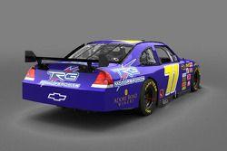 La nouvelle TRG Motorsports Chevrolet 2009