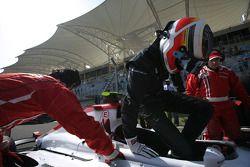 Nico Hulkenberg pole position