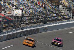 #59 Rehagen Racing Ford Mustang GT: Dean Martin, Larry Rehagen, #91 BMW M3 Coupé automatique: David