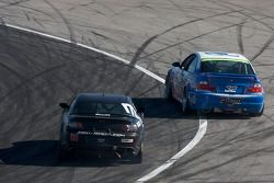 #32 Motorsports BMW M3 Coupé cinétique: Glenn Bocchino, Todd Lamb, #30 Meyer Motorsports Mazda RX-8: Eric Meyer, Payton Wilson