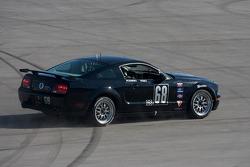 #68 CA Sport Ford Mustang GT: Vesko Kozarov, Keith Rossberg