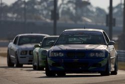 #78 Kinetic Motorsports BMW M3 Coupe: Lee Davis, Russell Smith