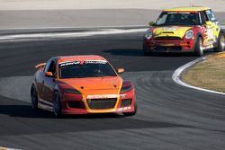 #55 Hyper Sport Mazda RX-8: Tim Lewis Jr., Scott Maxwell, Rick Skelton