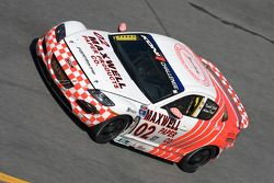 #02 Maxwell Paper Racing Mazda RX-8: Kendall Smith, Ross Smith