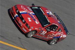 #54 Hyper Sport/Jim Click Racing Ford Mustang GT: Andrew Caddell, Jim Click