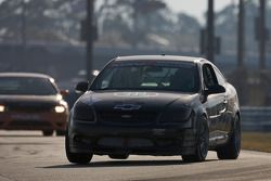 #01 Georgian Bay Motorsports Chevrolet Cobalt SS: Ashley McCalmont, Kirk Spencer