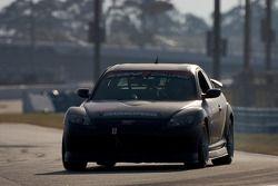 #30 Meyer Motorsports Mazda RX-8: Eric Meyer, Payton Wilson