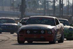 #60 Horsepower Ranch Ford Mustang GT: Mike Canney, Matt Plumb