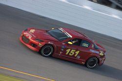 #151 Pirate Motorsports Mazda RX-8: Dan Harding, Allen Milarcik