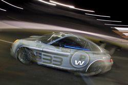 Pit stop pour #33 Wright Motorsports Porsche GT3: Sascha Maassen, Phillip Martien, Patrick Pilet, BJ