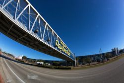 Welcome to Daytona Beach sign on International Speedway Boulevard