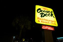 The Ocean Deck in Daytona Beach