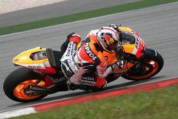 Dani Pedrosa de l'équipeRepsol Honda