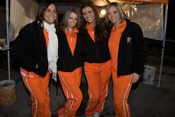 Las adorables chicas Hooters