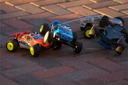 Raybestos Rookie of the Year radio-controlled car race event: the big one