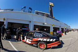 Penske Racing Dodge of David Stremme