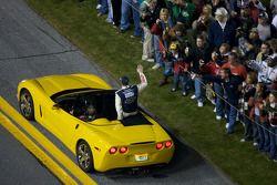Drivers introduction: Dale Earnhardt Jr., Hendrick Motorsports Chevrolet