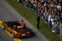 Drivers introduction: Tony Stewart, Stewart-Haas Racing Chevrolet