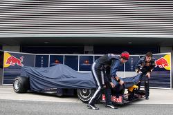 Sebastian Vettel y Mark Webber rebelan el Red Bull RB5