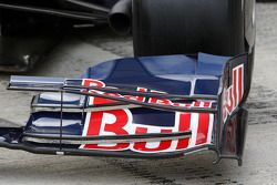 Detail of the new Red Bull RB5
