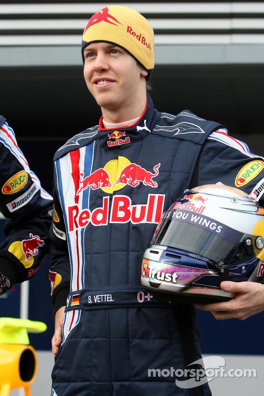 Sebastian Vettel, GP Australia 2009 (13º)