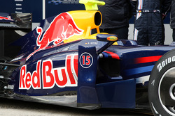 Red Bull RB5: Airbox