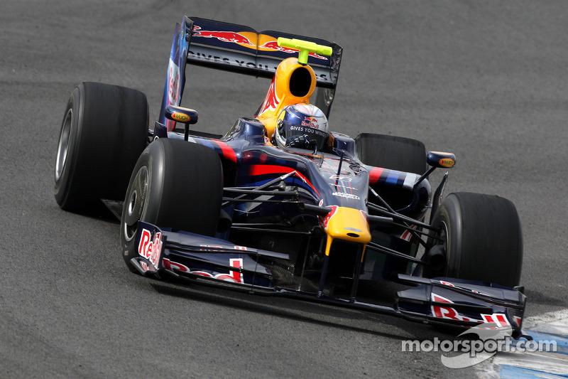 Sebastian Vettel, Red Bull Racing, RB5