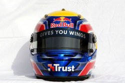 Le casque Mark Webber