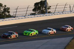 James Buescher, Patrick Sheltra, Justin Lofton, Joey Logano
