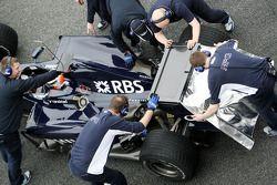 WilliamsF1 Team, FW31, detay