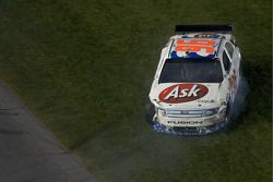 Bobby Labonte, Hall of Fame Racing Ford spins in the trioval
