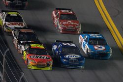 A.J. Allmendinger, Richard Petty Motorsports Dodge, Kurt Busch, Penske Racing Dodge, Jeff Gordon, He