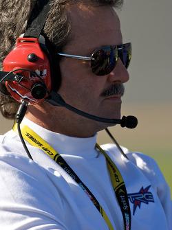 TRG Motorsports Chevrolet owner Kevin Buckler