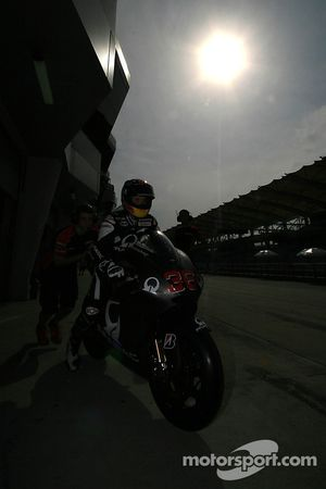 Mika Kallio de Pramac Racing
