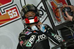 Yuki Takahashide Scot Racing